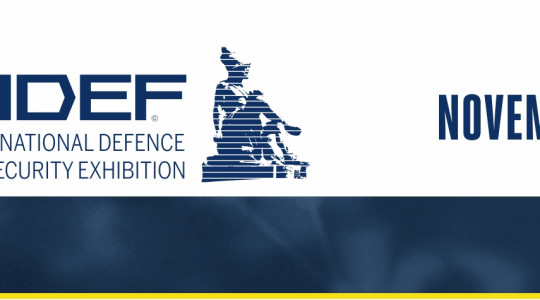 FEINDEF 21 –  Spain's leading International Defence & Security Exhibition