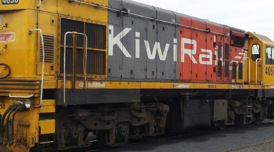 Safe and Effective Wash Down and Cleaning At KiwiRail