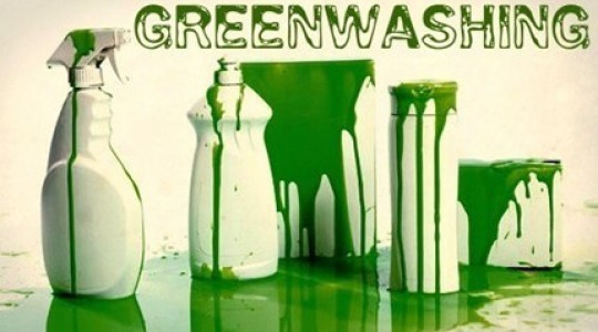 Greenwashing Know the acts